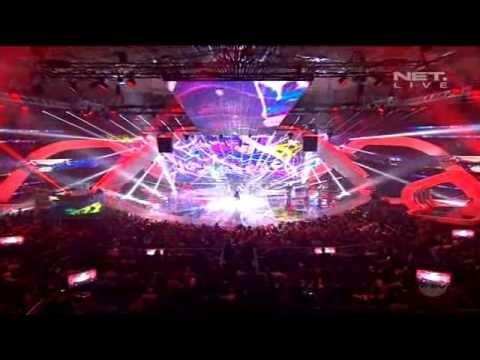 Agnez Mo Shut Em Up Live Grand Launching Net.Tv