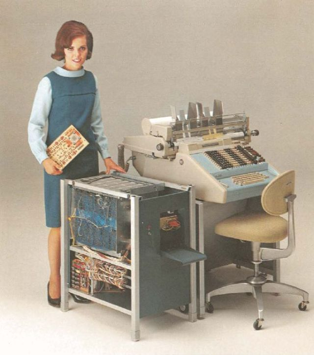 Retro Offices (35 pics) - Izismile.com