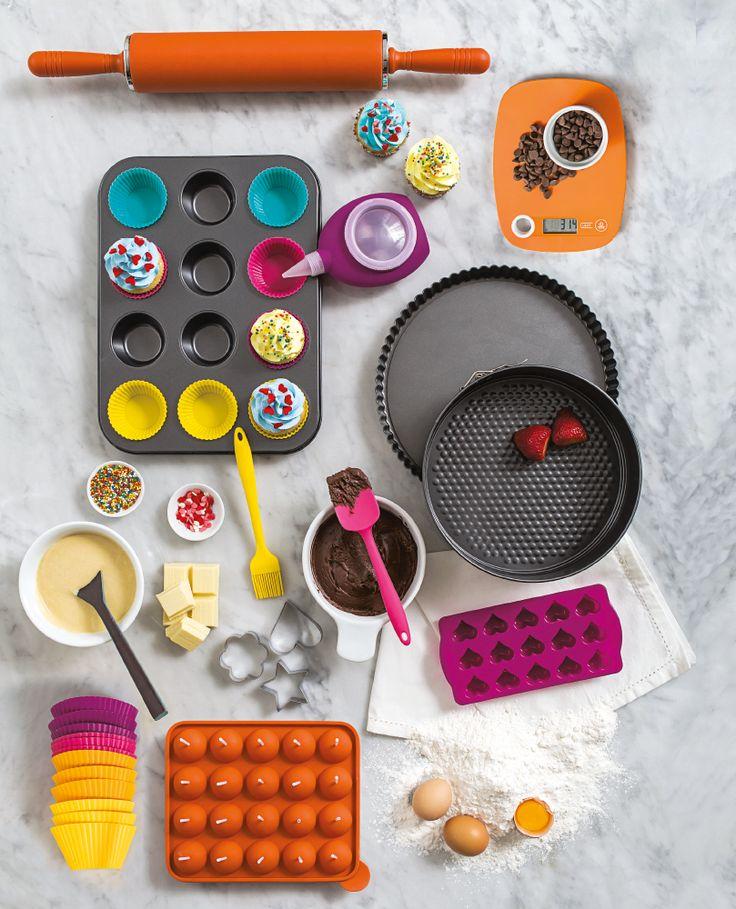 ¡Cupcakes, queques y bombones! ¿Qué prepararán hoy? #TiendaEasy #Invierno #Calefacción #Menaje