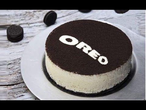 Oreo Cheesecake No Bake - YouTube