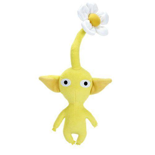 NINTENDO World of Nintendo Plush, Yellow Pikmin Nintendo http://www.amazon.com/dp/B00IL7NDWQ/ref=cm_sw_r_pi_dp_9Oepvb1AN6S6G