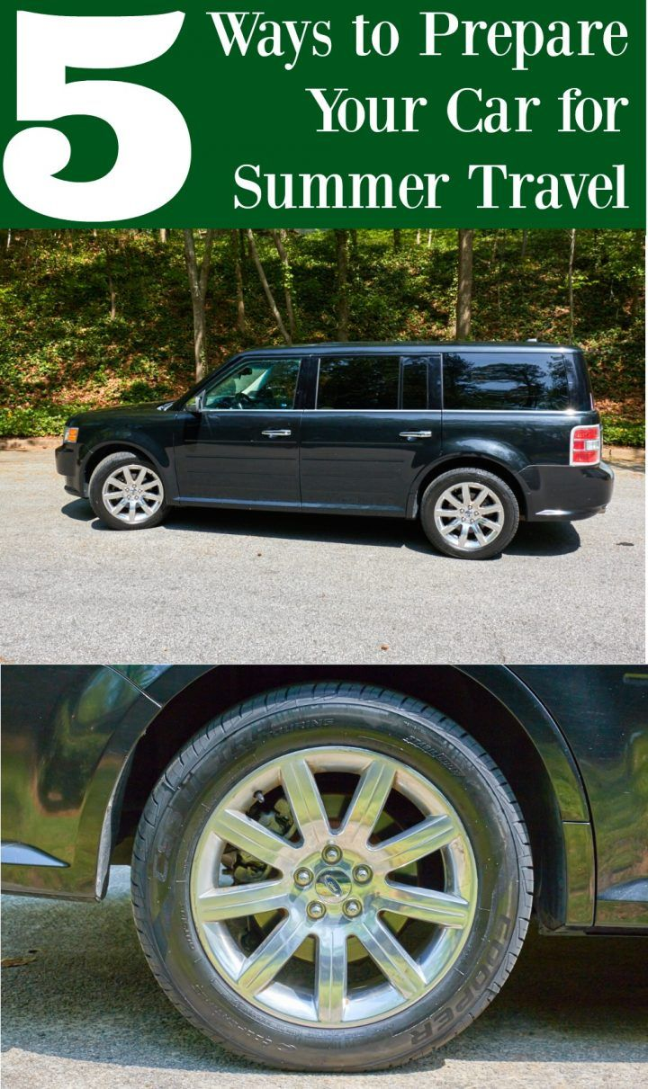 5 Ways to Prepare Your Car for Summer Travel Cooper Tires #ad #CooperTires