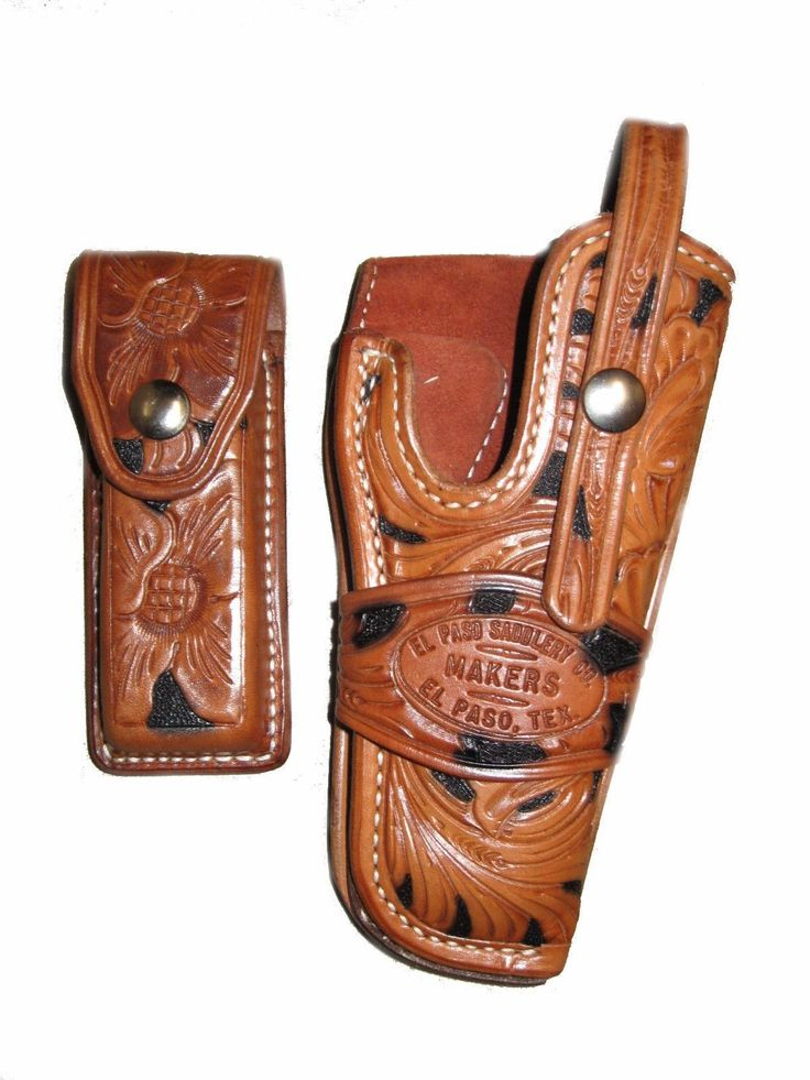 578 Best Gun Leather Images On Pinterest Leather Working