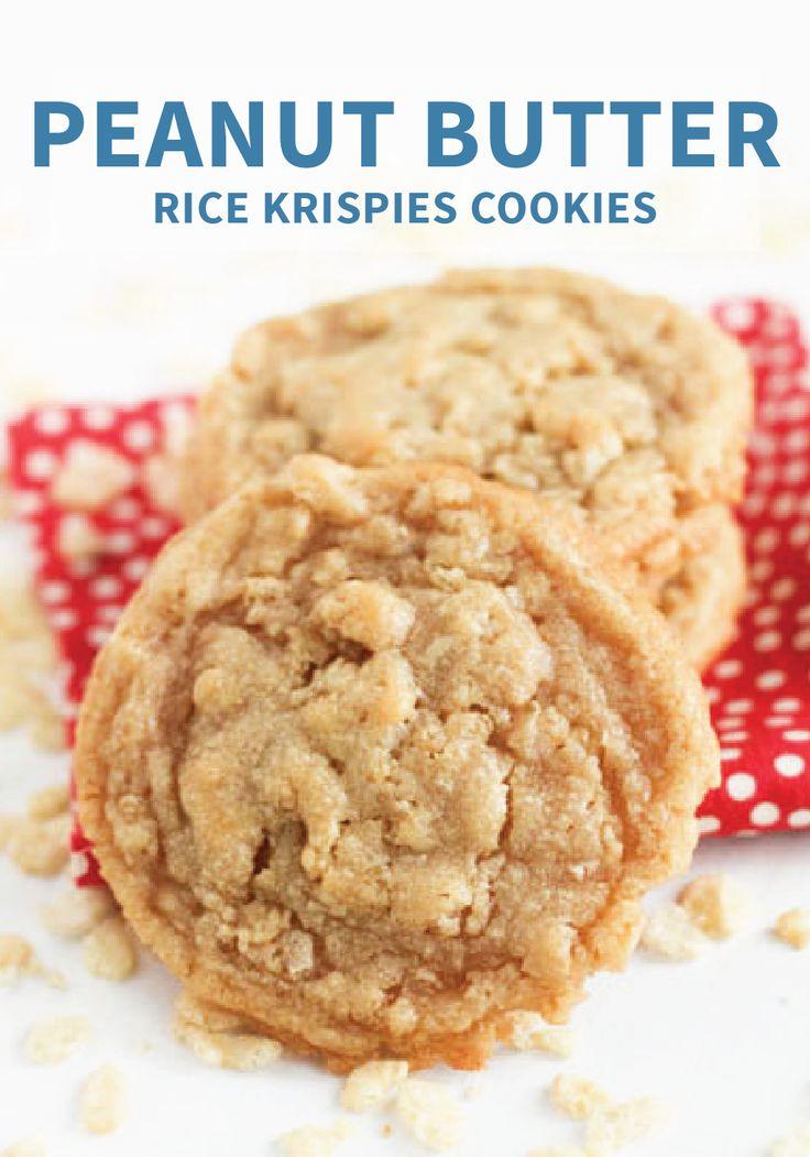 1000+ ideas about Peanut Butter Rice Krispies on Pinterest ...