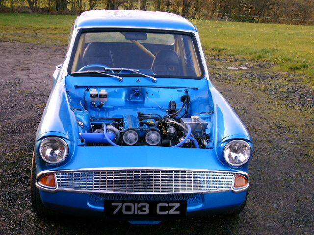Ford Anglia Cosworth Ford Anglia Ford Ford Car Parts