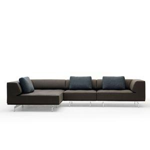 CASANOVA Møbler — Erik Jørgensen - EJ 450 Delphi sofa 325 cm - med hjørne/chaiselong