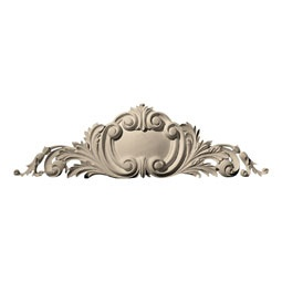 Approx--35-1-2--x-8-3-4--x-1-1-2--Heavy-shield-and-leaf-pattern- - CT-191D - $149.93
