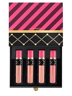 MAC - Nutcracker Sweet Nude Lip Gloss Kit