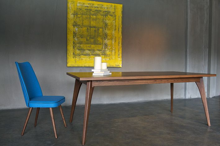 NORDIC dining table by theDesignGroup_furniture ideas KALOTERAKIS S.A.,Greece www.kaloterakisgroup.gr