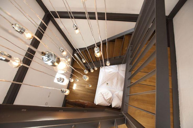 Hotel w byłej latarni Dagebuell, tynki i gładzie gliniane CONLUTO www.dom-z-natury.pl
