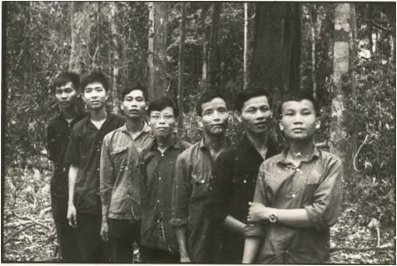 Viet Cong Soldier   Viet Cong soldiers