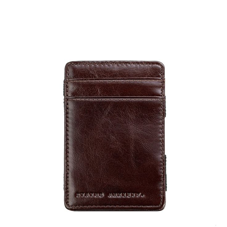 Status Anxiety - Magic Flip Wallet