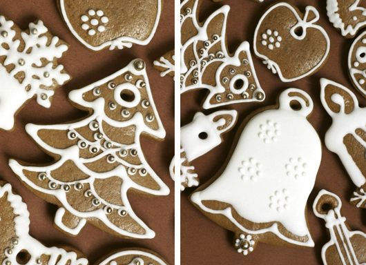 With Christmas, or Jul (Yule) as us Swedes call it, closing in, I thought I'd share one of my seasonal favourites with you. There is no Jul without Pepparkakor! These Ginger snaps are lovely biscui...