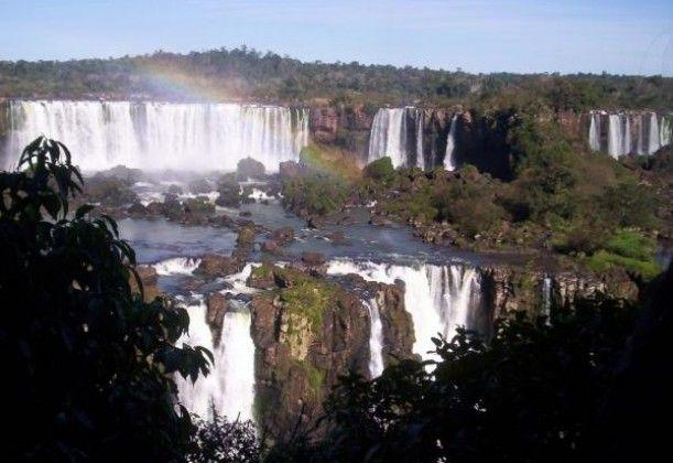 Iguazu Falls: Argentina/Brazil - World of New7Wonders