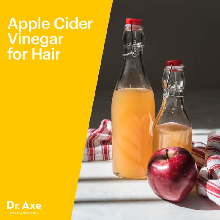 ACV hair rinse - Dr. Axe http://www.draxe.com #health #holistic #natural