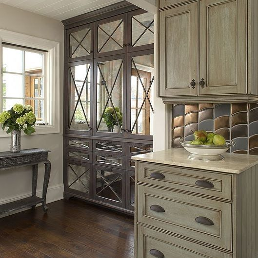 Best 25 Light Gray Cabinets Ideas On Pinterest: 25+ Best Ideas About Grey Kitchens On Pinterest