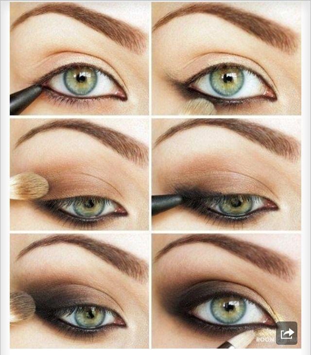 Dark Golden Olive Eyeshadow