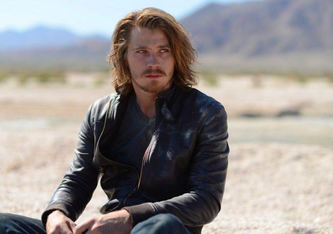 Garrett Hedlund In 'Mojave'