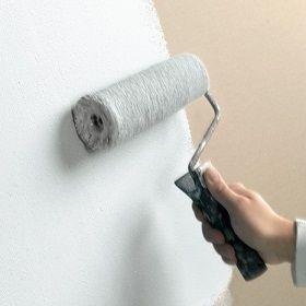 Histor - Verfkluswijzer - Glad gestucte muur verven