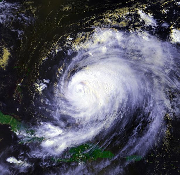 Hurricane Bonnie august 1998 A tropical wave developed into Tropical Depression Two on August 19, while located well east of the Lesser Antilles. After tracking west-northwestward for 24 hours, the depression was upgraded to Tropical Storm Bonnie. While at tropical storm intensity, Bonnie passed north of Puerto Rico and the Virgin Islands on August 21. Early on the following day, a hurricane hunter aircraft indicated that the storm strengthened into a hurricane.