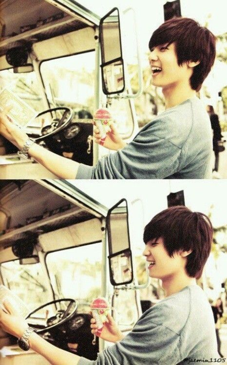 I have recently started to love this cute drummer more and more. Minhyuk - CNBLUE
