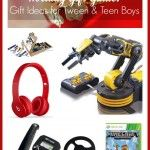 Best Gifts for Tween & Teen Boys He's not quite a child, but definitely not grown up, either. So what exactly should you buy that tween or teen boy on your shopping list? Have no fear – we've compiled a list of gifts that are sure to be a hit! Make sure to check out our complete list […]