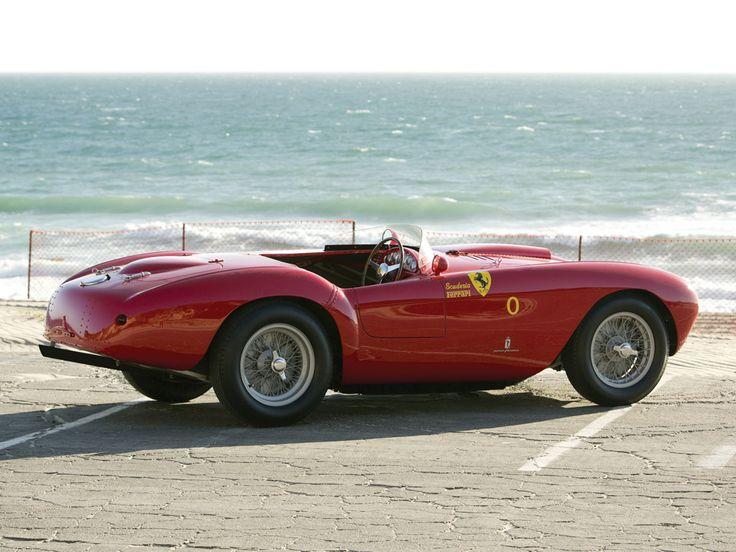 Ferrari 500 Mondial Spider Prima Serie – 1954