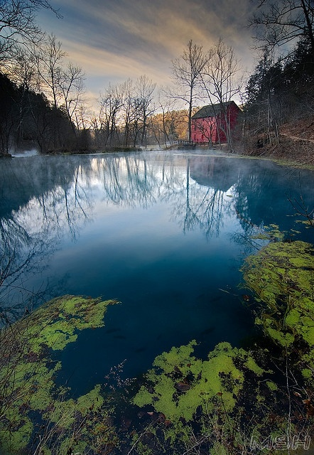 Alley Springs Mill, Eminence, MO