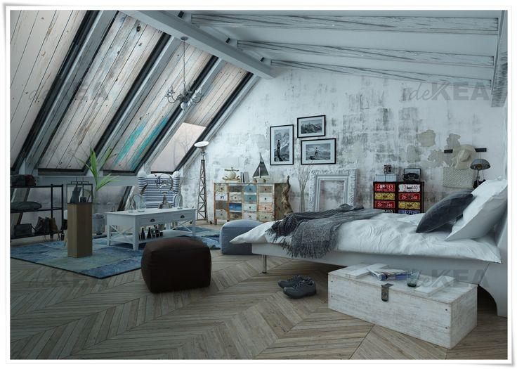 Rolety dachowe deKEA na poddasze - do salonu, sypialni, pracowni. Do okien Fakro, Velux, Roto, Okpol i innych