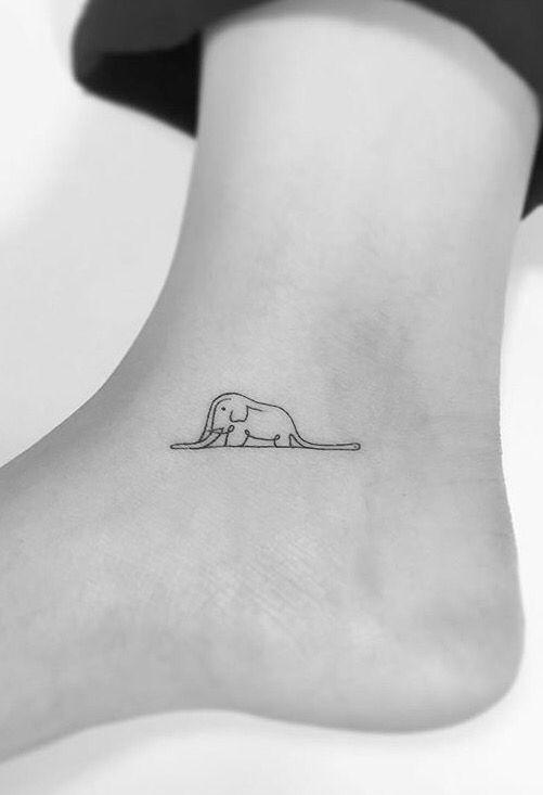 37 Incredibly Discreet And Beautiful Feminist Tattoos Tattoos Tattoos Feminist Tattoo Little Prince Tattoo