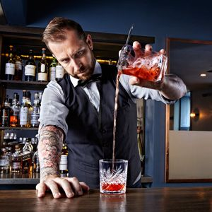 Your weekend: the Talented Mr Fox's cocktails. Done. (featured on @Urban Junkies)