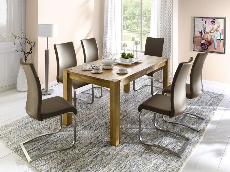 15 best u2022u2022 dining room images on Pinterest Dining room, Dining - küchentische und stühle