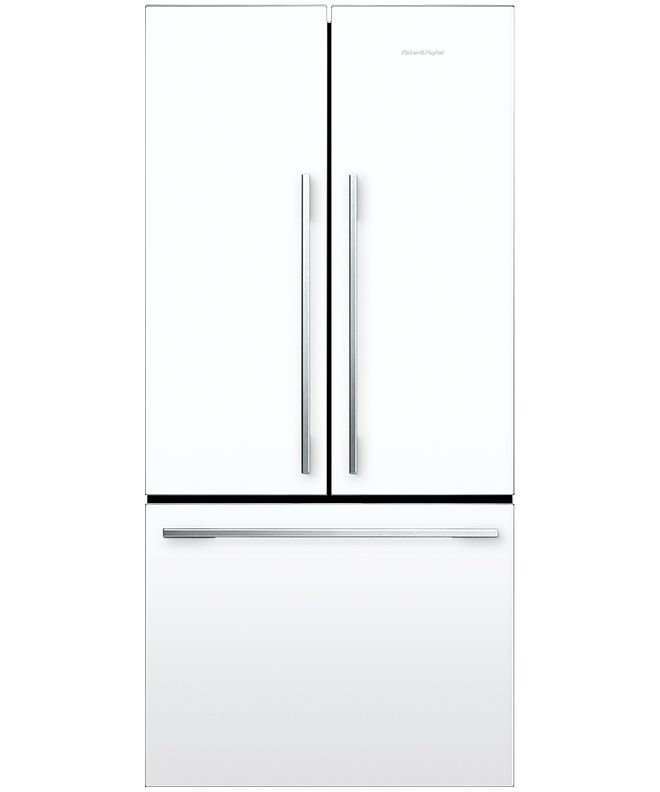 Lowest price on Fisher Paykel RF170ADW5 16.9 Cu. Ft. White Counter Depth French…