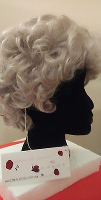 Woman wig Gray Hair Wig. Gabor Wig Synthetic wig. Make an Offer