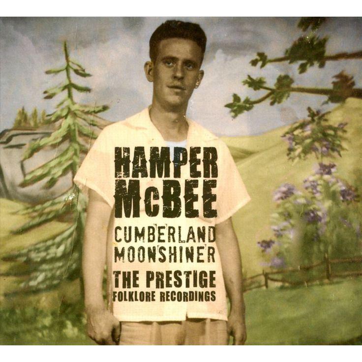 Hamper McBee - Cumberland Moonshiner: The Prestige Folklore Recordings (CD)