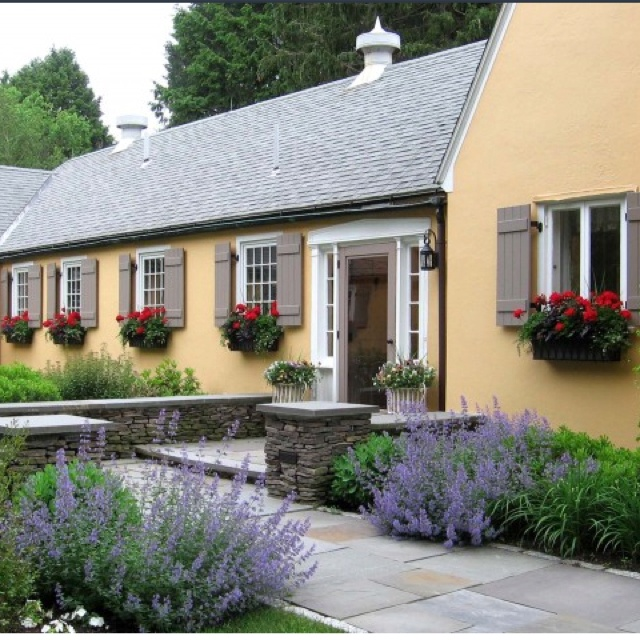exteriorsfrench country exterior appealing. Nice Stone Entry W/painted Stucco French Country Garden - Traditional Landscape Manchester NH Woodburn \u0026 Company Architecture, LLC Exteriorsfrench Exterior Appealing R