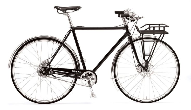 Stunning Shinola bicycle! with a relative price of only $2,950