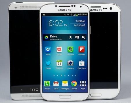 Samsung Galaxy S4 Bermaterial Plastik Super Tipis
