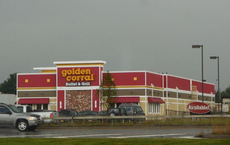 Golden Corral review - FAIL!