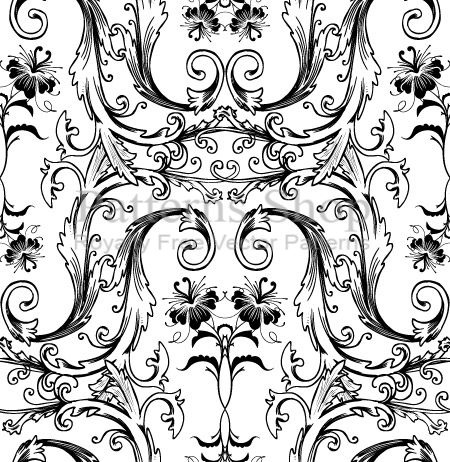 victorian fabric patterns - Google Search