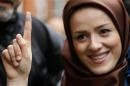 Iran votes for president, Khamenei slams U.S. - 06/14/13 - The 50 million eligible voters had a choice between six candidates to replace incumbent Mahmoud Ahmadinejad, but none is seen as challenging the Islamic Republic's 34-year-old system of clerical rule...