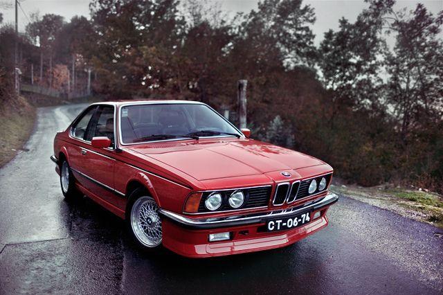 #BMW 635CSi, back then BMW still made great #cars