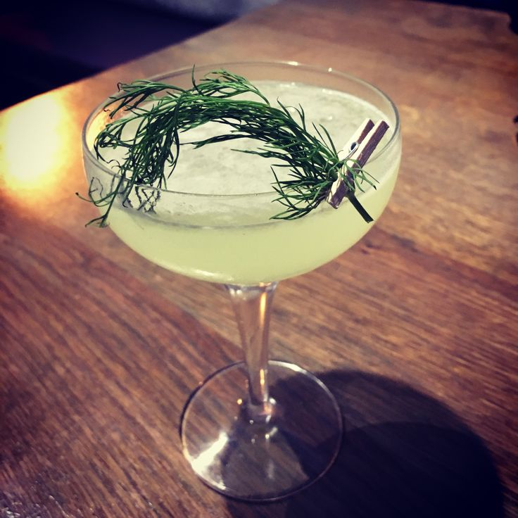 Gin cocktail- Thai Pad, Oxted