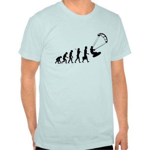 Kite Surf Tee Shirts