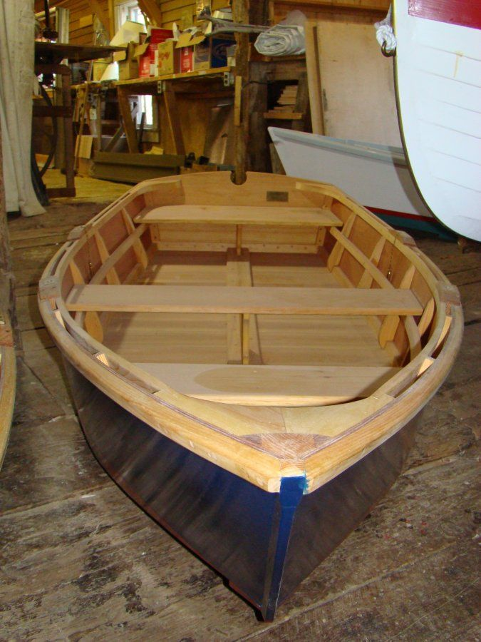 11′ Monhegan Skiff | Other Boats | Pinterest
