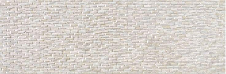 λευκό γυαλιστερό ανάγλυφο πλακάκι κουζίνας για χώρους εξαιρετικής κομψότητας και χρωματικής ηρεμίας!