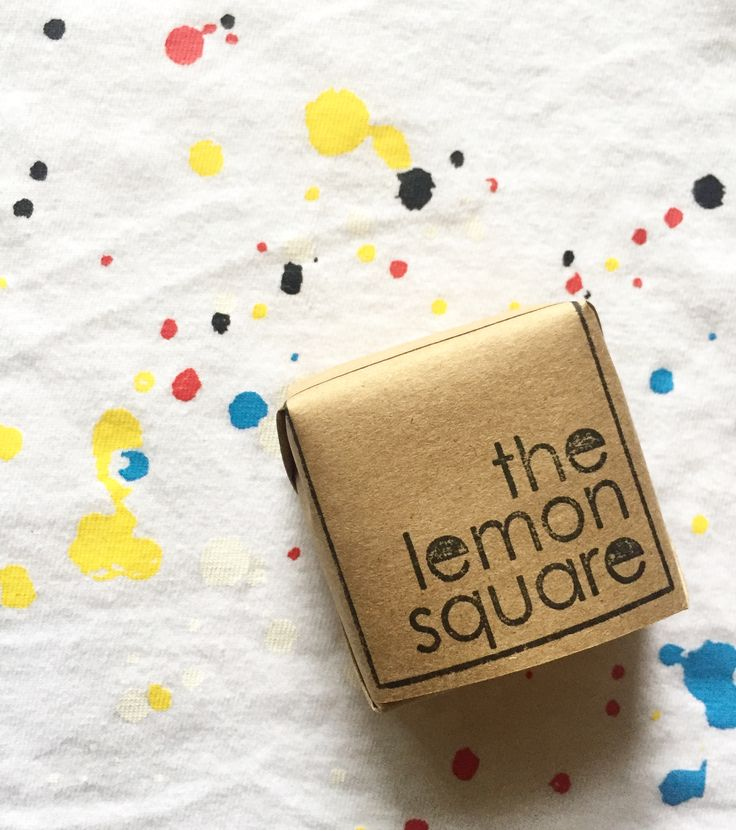 Perfect as party favours. Place your order now at thelemonsquare.ca