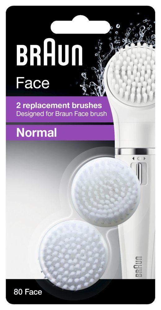 Braun Silk-epil Face SE80 - Vervangende Scrub Borstel 2st  Description: Braun Silk-epil Face SE80 - Vervangende Scrub Borstel 2st De Braun Face Silk-pil 80 opzetborstel reinigt tot diep in de porin om make-up en onzuiverheden tot 6x beter te verwijderen dan bij manuele reiniging. De Braun Face vervangborstel is speciaal ontwikkeld voor gebruik in combinatie met de Braun Face borstel SE80. De 10.000 microborstelharen verwijderen make-up en onzuiverheden tot diep in de porin en dat tot 6x…