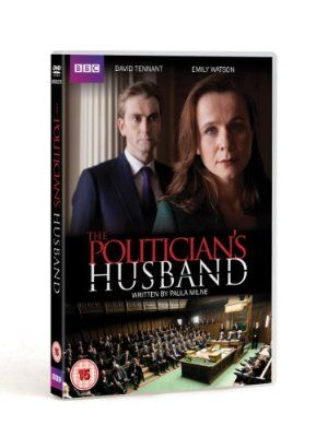 The Politician's Husband (BBC), starring David Tennant & Emily Watson, DVD