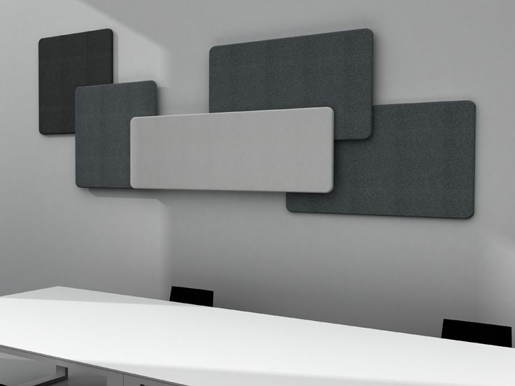 sound absorbing  designs for a church | Sound absorbing wall tiles LAYER - Viccarbe